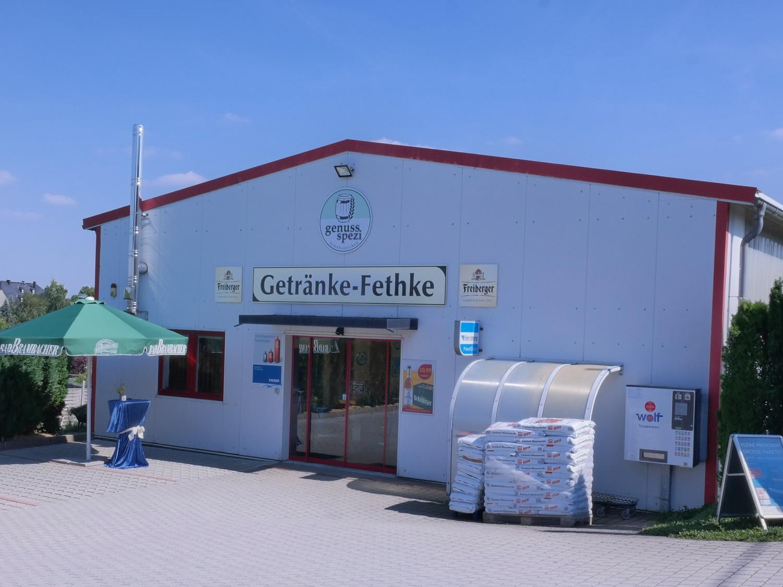 Fachhandel für Getränke & Spirituosen Fethke - Gemeinde Grünhainichen